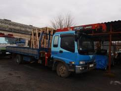 Isuzu Forward. Исузу Форвард, 4 500 куб. см., 5 000 кг.