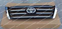 Решетка радиатора. Toyota Land Cruiser Prado, TRJ12, FTV, GDJ150W, GDJ151W, GRJ150L, KDJ150L, GRJ150W, GRJ151W, TRJ150W Двигатели: 1GDFTV, 1KDFTV