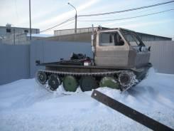 Ходовая часть гусеничная. ГАЗ 71. Под заказ