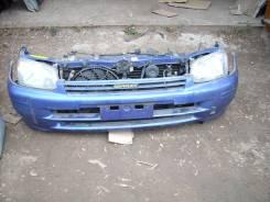 Ноускат. Toyota Starlet, NP90