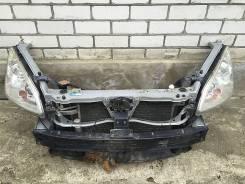 Радиатор охлаждения двигателя. Mitsubishi Colt, Z23A Двигатель 4A91