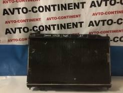 Радиатор охлаждения двигателя. Mitsubishi Lancer Cedia, CS2A Mitsubishi Lancer, CS2A Двигатель 4G15