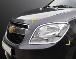 Молдинг под фару. Chevrolet Orlando