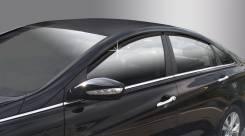 Ветровик на дверь. Hyundai Sonata, YF