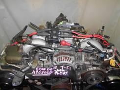 Контрактный б/у двигатель + кпп Subaru EJ254