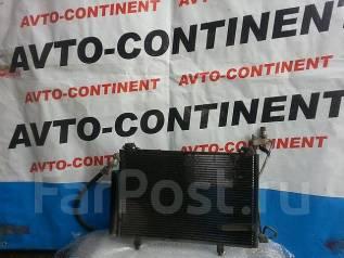 Радиатор кондиционера. Toyota Funcargo, NCP20 Двигатель 2NZFE