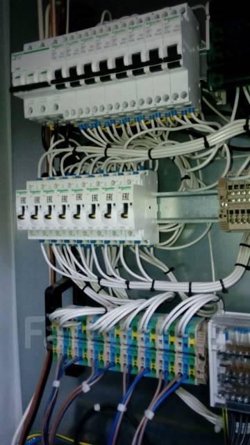 Срочный вызов и Услуги профессионального электрика. Замена проводки.