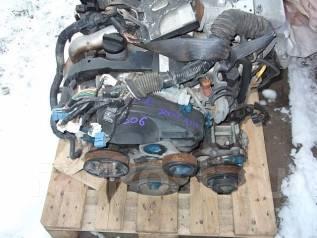 Двигатель в сборе. Toyota: Mark II Wagon Blit, Crown, Progres, Brevis, Crown Majesta, Verossa Двигатель 1JZFSE