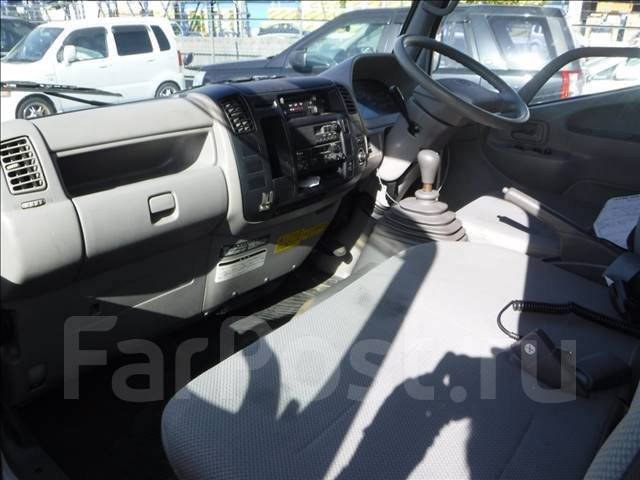 Toyota Dyna. Toyota dyna Изотермический фургон, 3 000куб. см., 1 500кг., 4x4. Под заказ