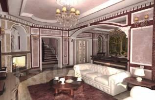 Проект дизайна интерьера, перепланировка. Фриланс дизайнер