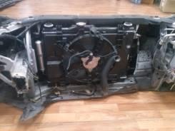Радиатор охлаждения двигателя. Nissan AD