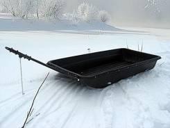 Сани для снегохода (Сани-волокуши)