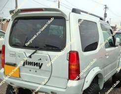 Спойлер. Suzuki Jimny