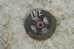 Шкив коленвала. Toyota Corolla, NZE121 Двигатель 1NZFE