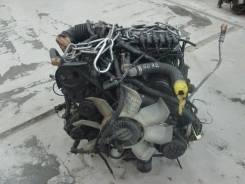 Двигатель в сборе. Mitsubishi Delica, V4AW3 Двигатель 6G72