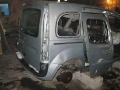 Решетка динамика Renault Kangoo