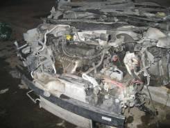 Крышка коленвала задняя Renault Kangoo