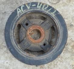 Шкив коленвала. Toyota Camry, ACV40 Двигатель 2AZFE