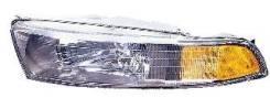 Фара. Mitsubishi Galant
