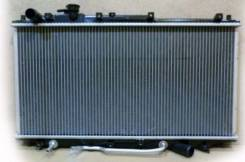 Радиатор охлаждения двигателя. Kia Sephia