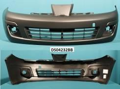 Бампер Передний Nissan Tiida #C11 `07-14 ЛЕВ. РУЛЬ. Nissan Tiida, JC11, NC11, C11, SC11 Двигатели: HR16DE, HR15DE, K9K, MR18DE