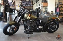 Harley-Davidson Softail Slim FLS. 1 801 куб. см., исправен, птс, без пробега