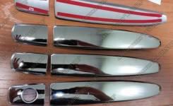 Накладка на ручки дверей. Toyota Allion, NZT260, ZRT260, ZRT261, ZRT265 Двигатели: 1NZFE, 2ZRFAE, 2ZRFE, 3ZRFAE