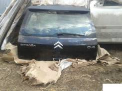 Крышка багажника. Citroen C4