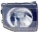 Фара. Mitsubishi Montero Mitsubishi Pajero