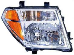 Фара. Nissan Pathfinder, R51M, R51