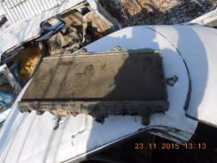 Радиатор охлаждения двигателя. Toyota Camry Prominent, VZV20 Двигатель 1VZFE