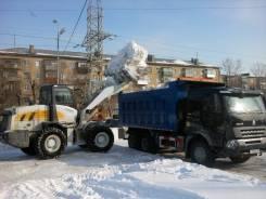 Услуги погрузчика, расчистка и уборка снега