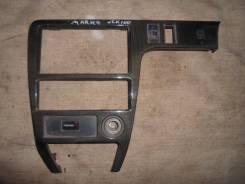 Консоль центральная. Toyota Mark II, JZX100 Двигатели: 1JZGTE, 1JZGE