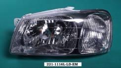 Фара. Hyundai Accent Hyundai Verna