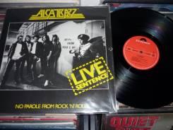 HARD! Ингви Мальмстин + Алкатраз / Alcatrazz - Live Sentence - JP LP