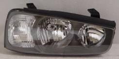 ФАРА Hyundai Elantra (III) `01-03 RH светло-чёрн. с корректором