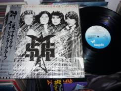 HARD! Михаэль Шенкер / The Michael Schenker Group - MSG - JP LP 1981