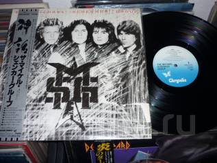 HARD! Михаэль Шенкер / The Michael Schenker Group - MSG - JP LP 1981
