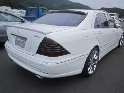 Спойлер на заднее стекло. Mercedes-Benz S-Class, W220