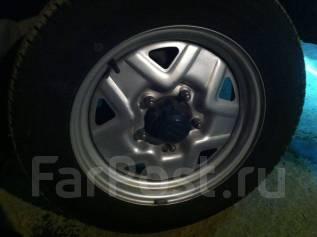 Колеса на Suzuki Jimny 175/80/R16. 5.0x16 5x139.70 ET22 ЦО 110,0мм.