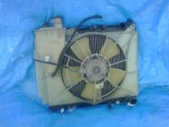 Радиатор охлаждения двигателя. Toyota Probox, NCP58G, NCP59G, NCP51, NSP160V, NCP50, NCP52, NCP55, NLP51V, NCP59, NCP165V, NCP58, NCP160V, NCP51V, NCP...