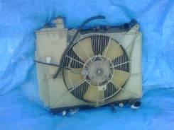 Радиатор охлаждения двигателя. Toyota Funcargo, NCP20, NCP25, NCP21