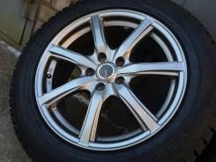 Как новые. Зимние колеса 225-60-18 на литье Millous. 2013 год. 7.5x18 5x114.30 ET48