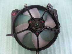Вентилятор охлаждения радиатора. Honda Jazz Honda Fit