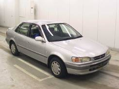 Планка под фары. Toyota Corolla, CE110, EE110, EE111, CE114, AE111, AE110, AE114 Двигатели: 4EFE, 2E, 4AFE, 2C, 5AFE