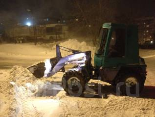 Уборка снега. Вывоз снега, грунта, мусора