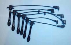 Высоковольтные провода. Toyota: Sprinter, Corsa, Caldina, Sera, Corolla II, Paseo, Corolla, Tercel, Raum, Cynos, Starlet Двигатели: 4EFE, 5EFE