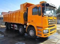 Shaanxi Shacman. Самосвал Shacman 8х4 375 л. с. Евро-4, 11 500 куб. см., 30 000 кг.
