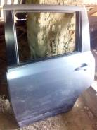 Дверь боковая. Toyota Ractis, NCP100 Двигатель 1NZFE