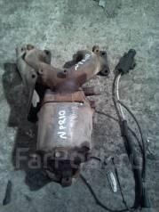 Катализатор. Nissan Presea, R10 Двигатель GA15DS